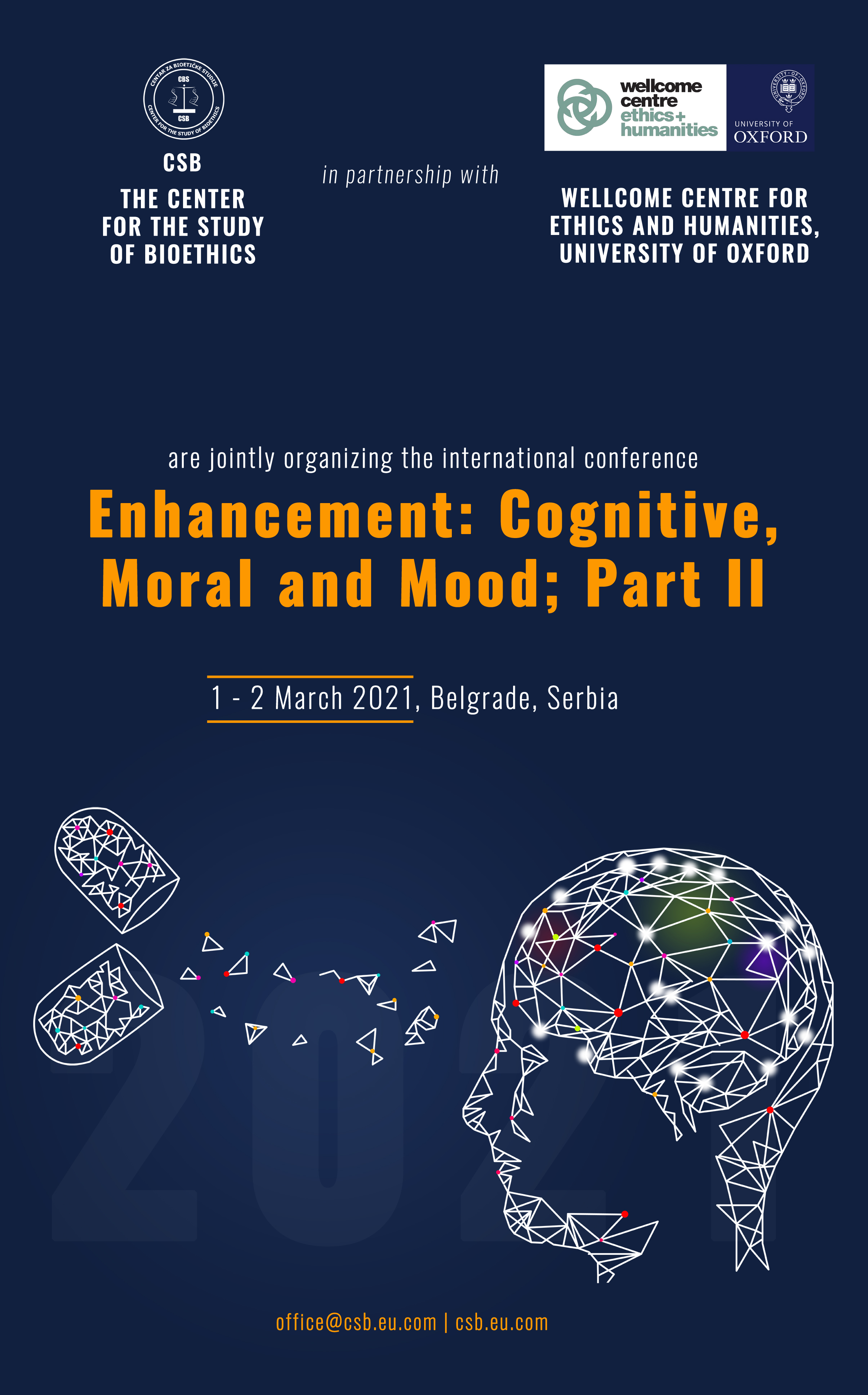 Enhancement: Cognitive, Moral and Mood