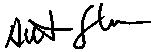 Arthur Signature